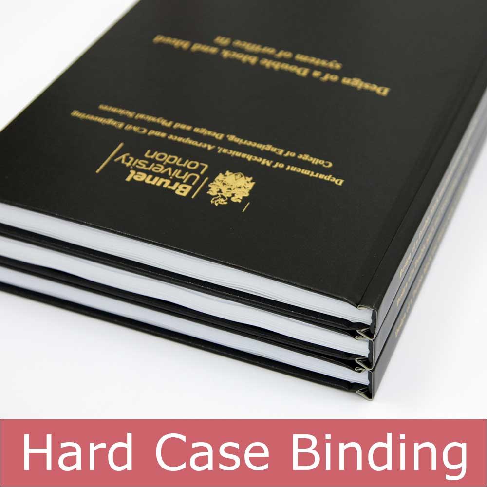 Order dissertation binding